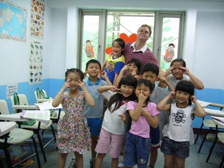 Teaching English in Korea
