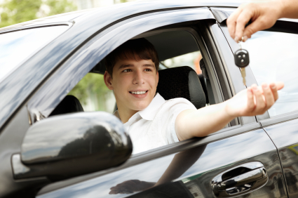 Teen Safe Driver Is 45