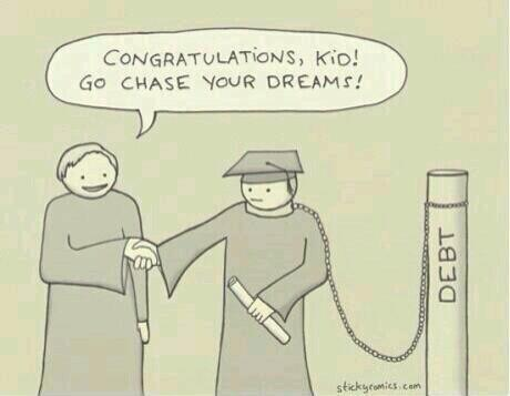 Why College & Media Ruined Your Dreams of Being Self-Employed