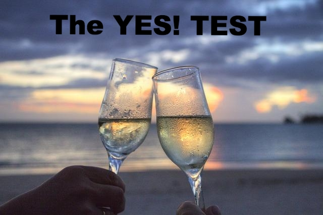 The YES! Test [When Can I Quit My Job?]