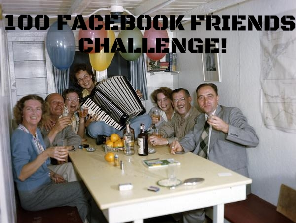 How You Can Use Social Media Without Wasting Time Like Everyone Else (100 Facebook Friends Challenge)
