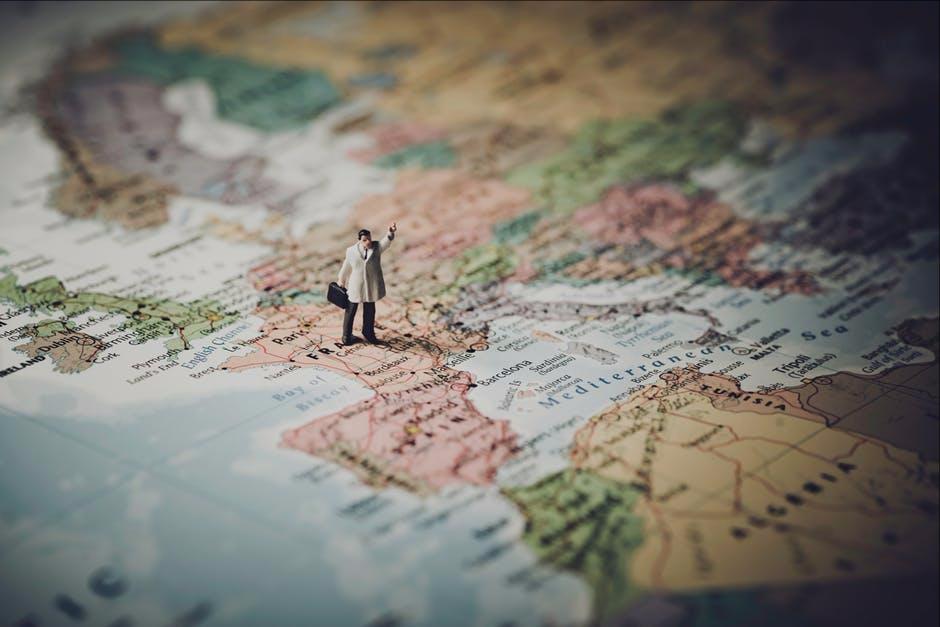 start traveling the world