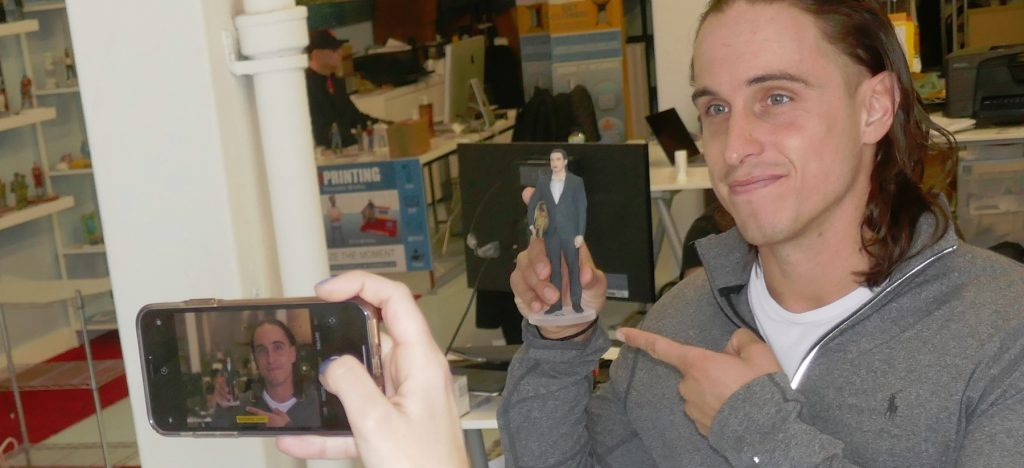 3d print of yourself