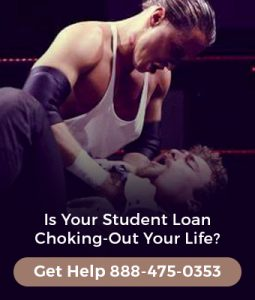 Are your student loans choking you?