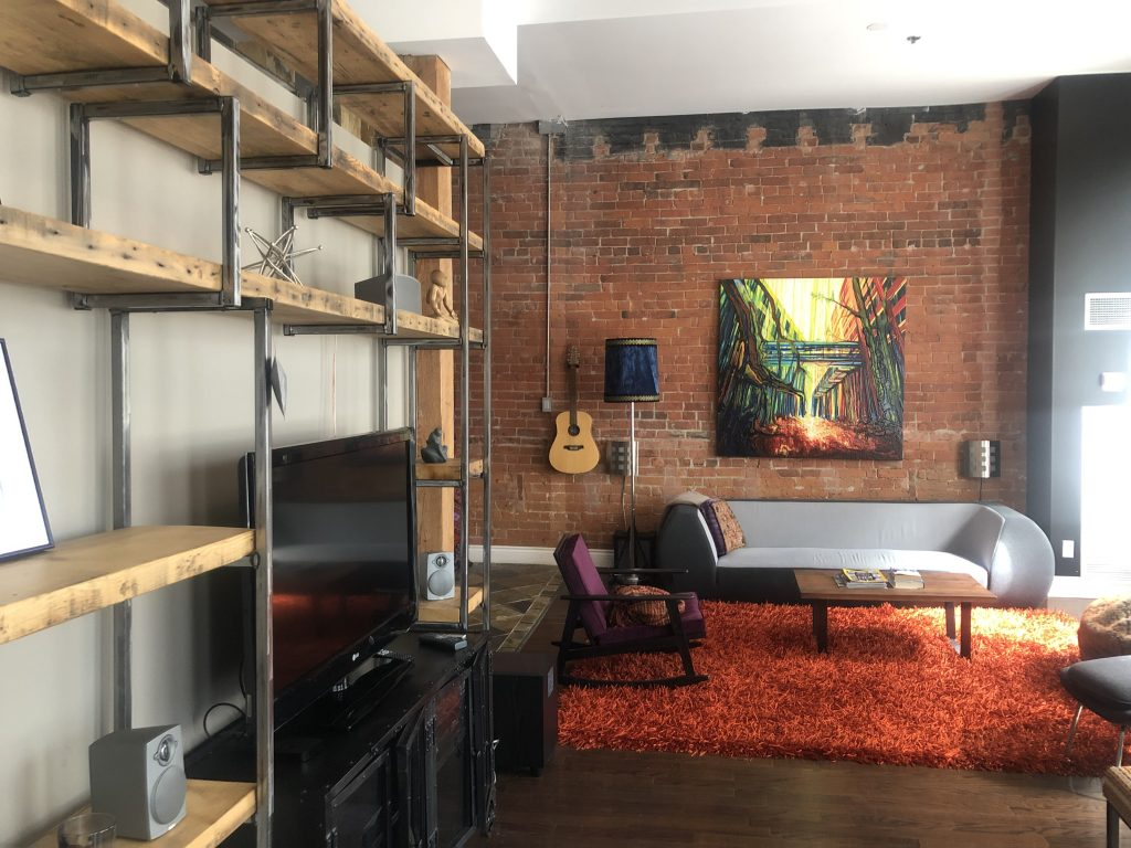 Rent your space on Airbnb